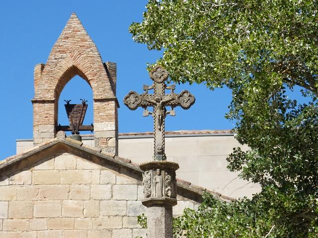 zvonice kláštera