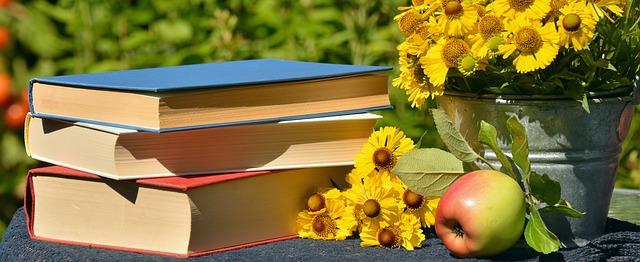 zahradní čtení