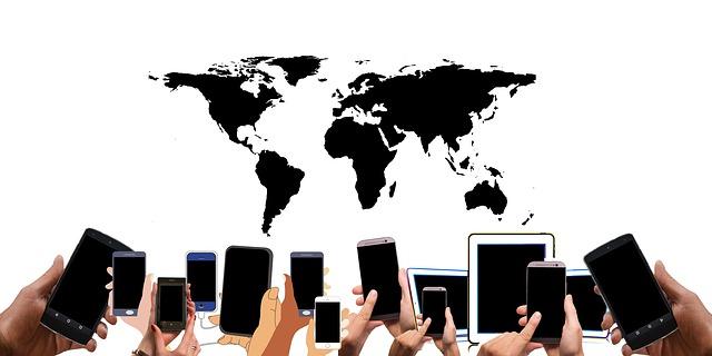 mobily a svět