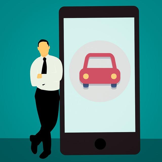 auto a telefon